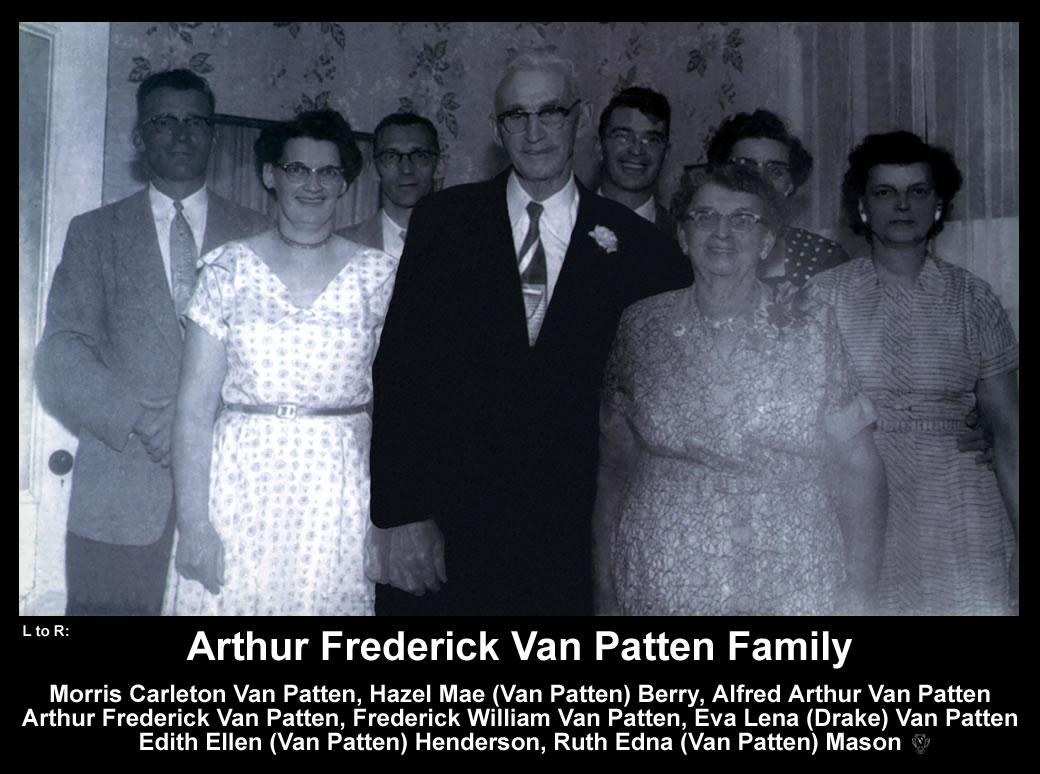 Van Patten Family